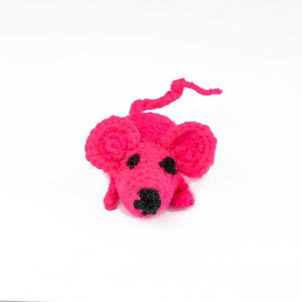 игрушка для кота мышка