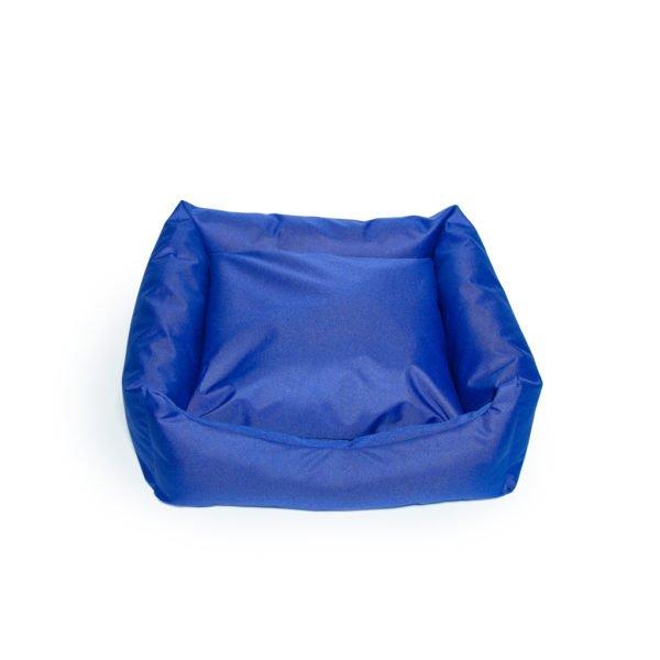 лежак для кота синий Cat joy 04