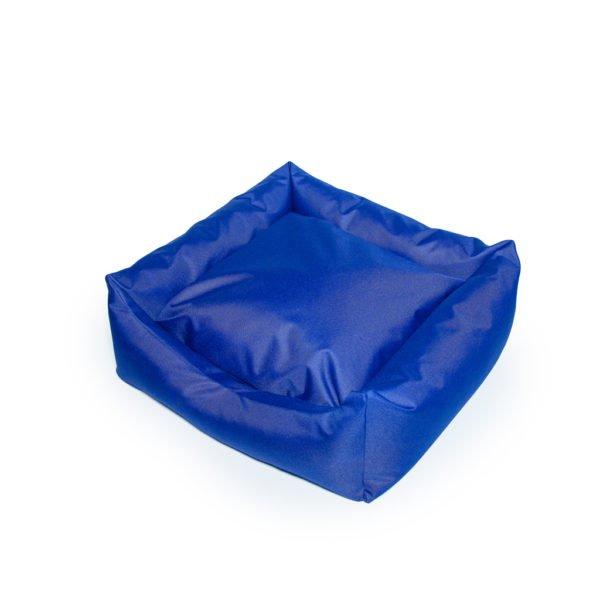 лежак для кота синий Cat joy 03