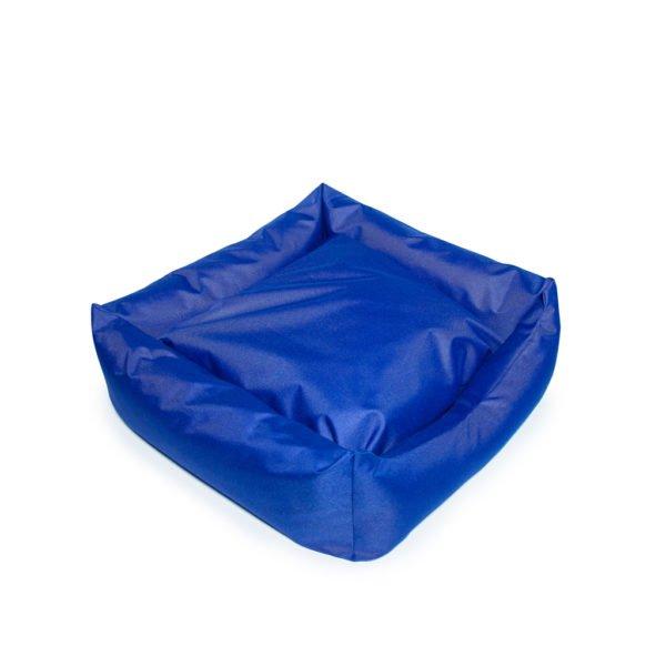 лежак для кота синий Cat joy 02